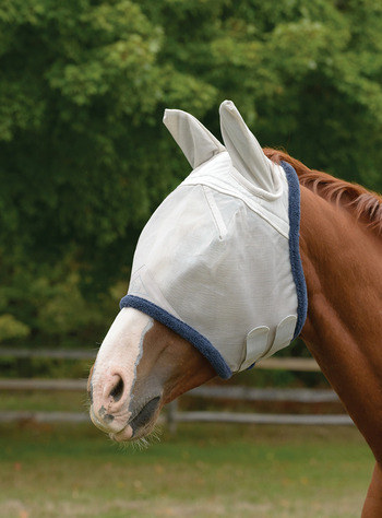 Field Durable Fly Mask with Ears picture