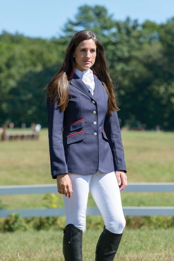 Ladies Henley Competition Jacket picture