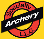 Specialty Archery Product Catalog;