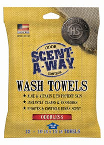 Scent-A-Way® Wash Towels picture