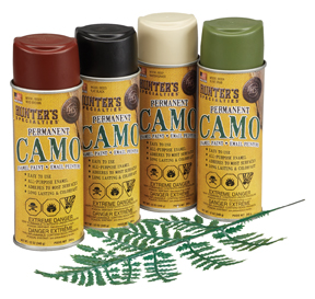 Camo Spray Paint Kit picture