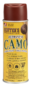 Mud Brown Permanent Camo Spray Paint picture