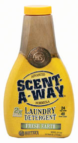 Scent-A-Way® Fresh Earth Laundry Detergent-24 oz. picture