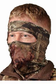 Spandex 3/4 Face Mask-Mossy Oak® Break-Up® Infinity™ picture