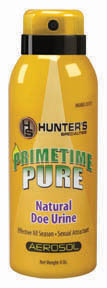 Primetime® Pure Natural Doe Urine Aerosol Spray picture