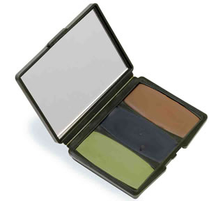 Camo-Compac® 3 Color Woodland Makeup Kit picture