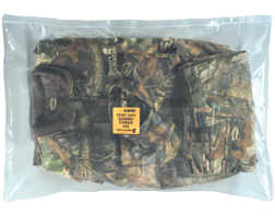 Scent-Safe™ Clothing Bag with Fresh Earth Scent Wafer picture