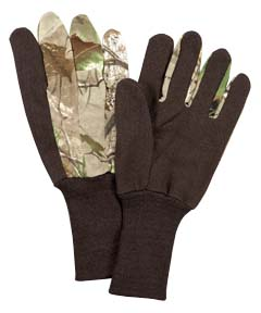 Unlined Jersey Gloves-Realtree® APG™ picture