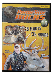 Primetime Bucks&reg; 16 DVD picture