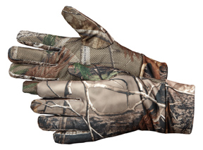Small Size Spandex Lined Gloves-Realtree® AP™ picture
