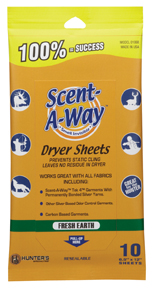 Scent-A-Way® Fresh Earth Dryer Sheets picture