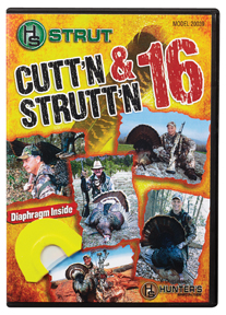 &quot;Cutt'n and Strutt'n&reg; 16&quot; DVD picture