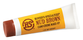 Mud Brown Camo Creme Tube Makeup picture