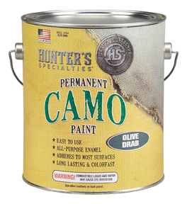 Olive Drab Permanent Camo Paint picture
