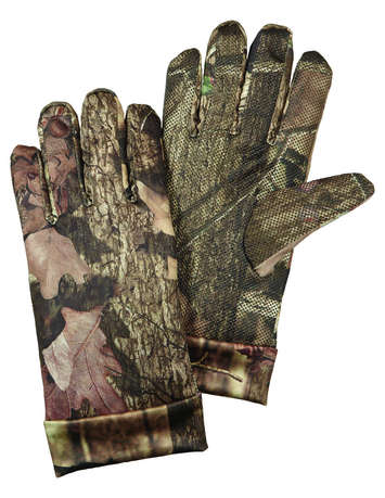 Spandex Lined Gloves-Mossy Oak® Break-Up® Infinity picture