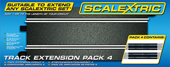 Scalextric Track Extension Pack 4 picture