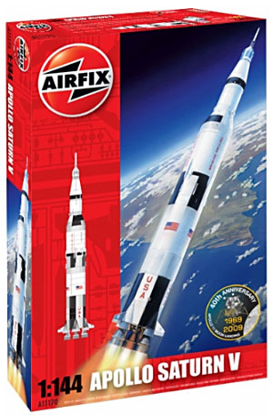 1:144 Apollo Saturn V (A11170) picture