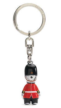 Wenlock - Queen's Guard London 2012 Mascot Keyring (GS62206) picture