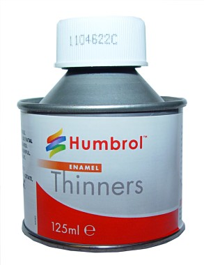 125ML ENAMEL THINNERS (AC7429) picture