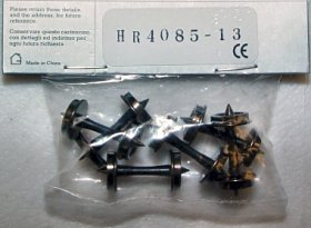 Baggage Wheel Set, 6 pack picture