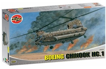 1:72 Boeing Chinook HC. 1 picture