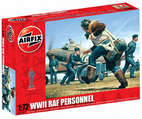 1:72 WWII RAF Personnel