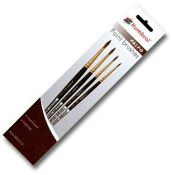Palpo Brush Pack 000 / 0 / 2 / 4 (4pk) picture
