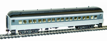 Rivarossi HO Scale - Pullman 60ft Coach, Southern Pacific #2024 picture