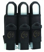 3 Pod Sport Harness Black