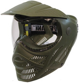 Valor Goggle - Olive Green