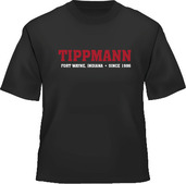 "Tippmann Corporate ""Since 1986"" T-Shirt-Black-M"