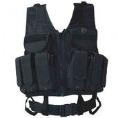 HPA Tactical Airsoft Vest - Black