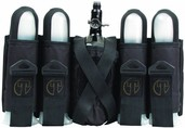 4 + 1 Pod Sport Harness Black