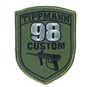 98 Custom Patch