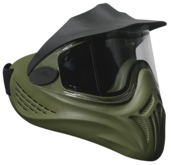 Empire Helix Goggle - Thermal Lens - Olive