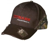 Tippmann Camo Logo Cap Distressed Brown
