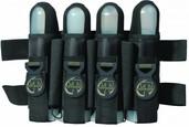 4+3+2 Pro Series Harness Black