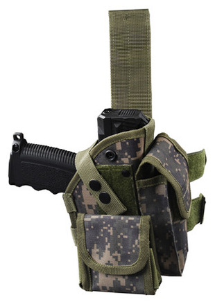 TiPX Camo Tactical Leg Holster picture