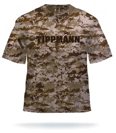 Tippmann Digi Brown  T-Shirt-L picture
