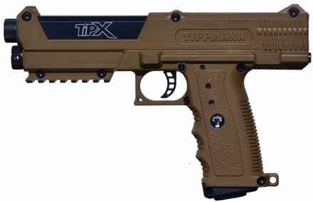 TiPX Pistol - Coyote Brown picture