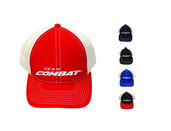 TEAM COMBAT TRUCKER HAT
