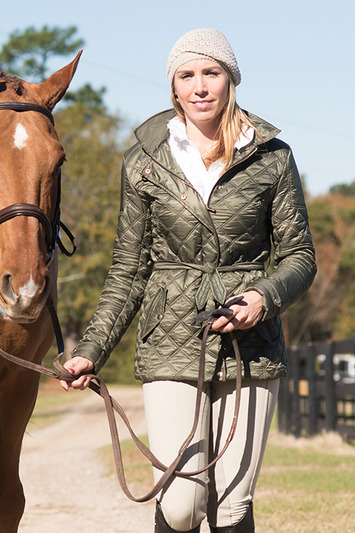 FITS Frankie Quilted Jacket picture