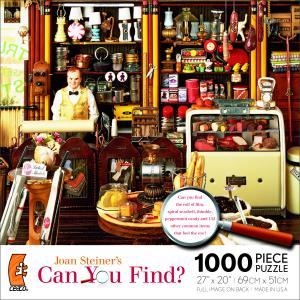 Joan Steiner's Can You Find? - Trump's General Store picture