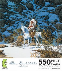 Bev Doolittle - Eagle Heart picture