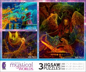 3 in 1 Multi-Pack - Mystical Worlds picture