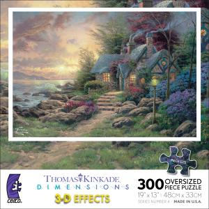 Thomas Kinkade Dimensions - Seaside Hideaway picture