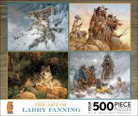 4 in 1 Multi-Pack - The Art of Larry Fanning picture