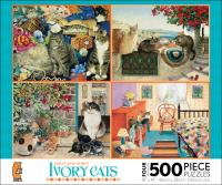4 in 1 Multi-Pack - Ivory Cats picture