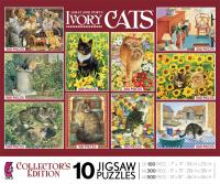 10 in 1 Multi-Pack - Ivory Cats picture
