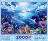 2000 Piece Puzzle - Day of the Dolphins